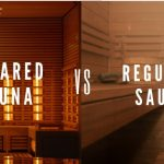 infrared sauna vs regular sauna