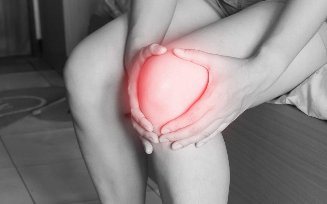 how to get rid of inflammation in the knee