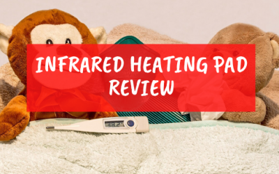 Infrared Heating Pad Review. Our Thoughts