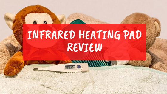 infrared heating pad review