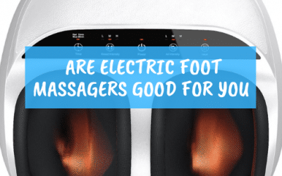 Are electric foot massagers good for you