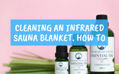 How To Clean An Infrared Sauna Blanket